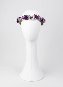 corona de porcelana para novia