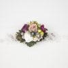 pulsera rosas preservadas para invitada