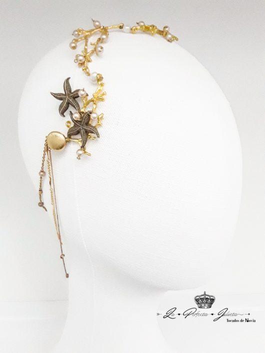 tiara marinera