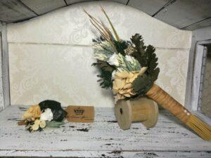 Ramo de espada en flores reservadas