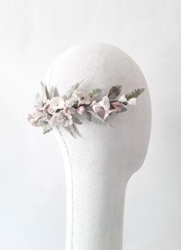 media corona porcelana