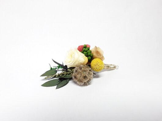 prendido flor