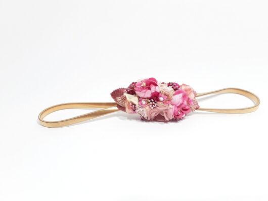 cinturón invitada rosa
